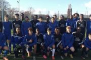 Dossier de la section football au Lycée d'Alembert d'Aubervilliers
